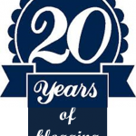 20 years of blogging