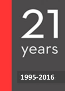 21 Jahre