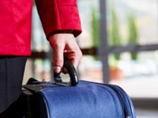 An ihren Koffern soll Ihr sie erkennen!